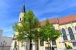 Katholische Pfarrkirche Mariä Himmelfahrt Kelheim in Niederbayern