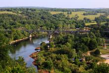 Rainbow Bridge Cotter Arkansas