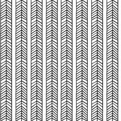 Linear scandinavian seamles...