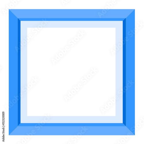 Foto auf Gartenposter Klassische Abstraktion Colored frame