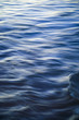 canvas print picture - Motion blur background of the ripple surface of the blue ocean