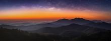 Landscape Morning Sunrise