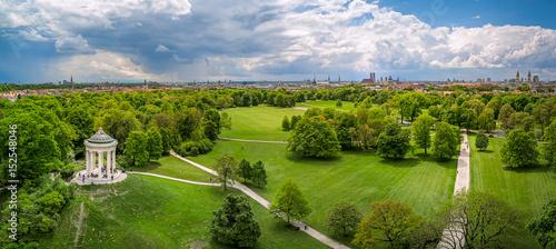 Fototapeta premium Monachium - Ogród angielski
