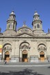 The Metropolitan Cathedral of Santiago, Chile