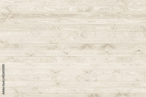 Fototapeta White wood texture background surface with old natural pattern. Light grunge surface rustic wooden table top view obraz na płótnie