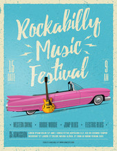 Rockabilly Music Festival Post...