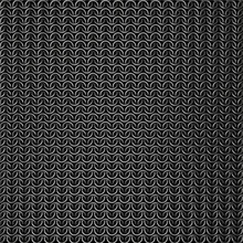 Chain Mail Texture From Steel 3d Rendering