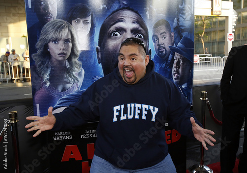 Cast member Iglesias poses at the premiere of