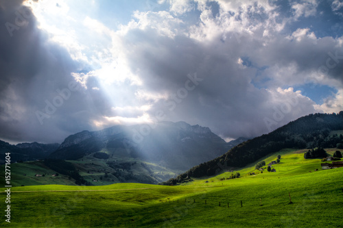 Poster Onweer Appenzell