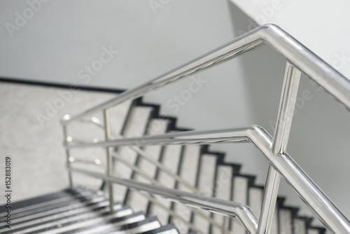 Fotografie, Tablou Aluminum railing