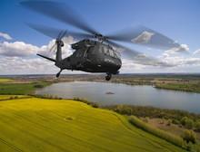 Black Hawk Military Helicopt...