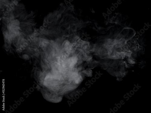 Poster Fumee Image of light smoke