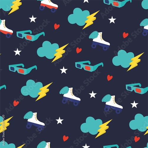 seamless-vector-pattern-with-cute-elements