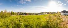 Bauland Im Grünen Fertig Zur Erschließung