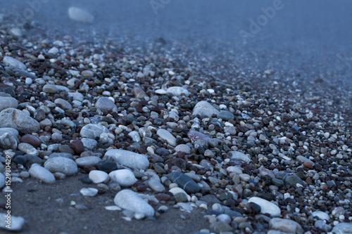 Fotografie, Obraz  Stone and Sea
