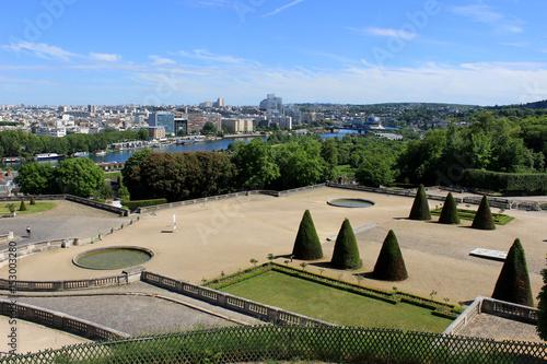 Photo  Saint-Cloud - Domaine National