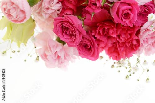 美しい花束 Fotobehang