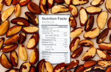 Nutrition Facts Of Raw Brazil ...