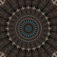 Mandala Of The Faithful Knight