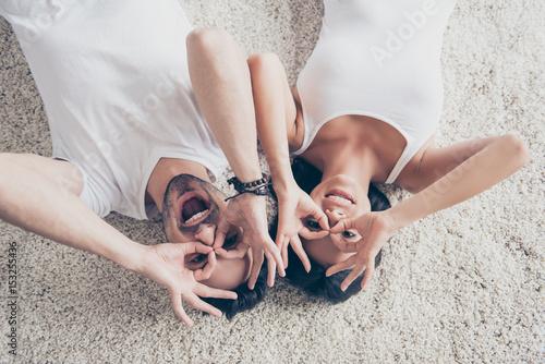 Valokuva  Fun together