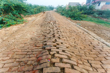 Brick Road To The Sacred Hill ...