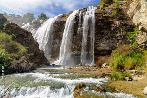 Cadres-photo bureau Cascade Tortum waterfall in Eastern Anatolia Region of Turkey