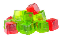 Group Of Lime And Strawberry F...