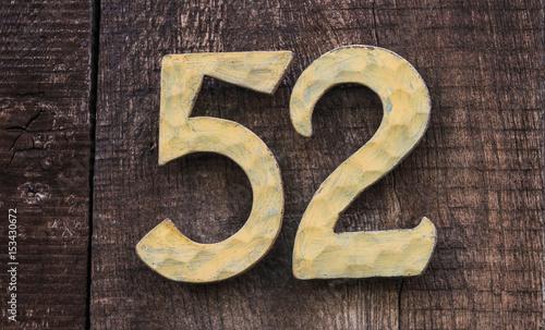 Fotografia  Hausnummer 52