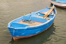 Bari Italy Fisherman's Boat 2