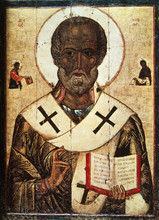 The Icon Of Nicholas The Wonde...