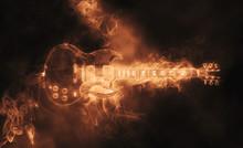 Hot Smoke Epic Rock Guitar