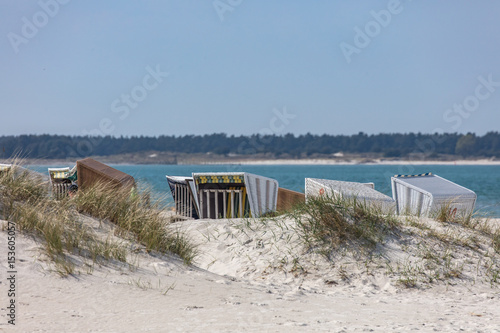 In de dag Australië strandkörbe