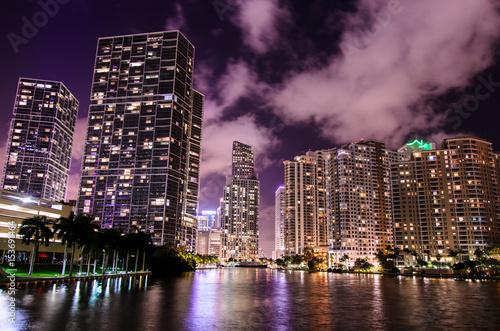 Brickell Cityscape Miami © lglick185