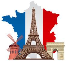 Landmarks Of France