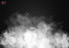 Fog Or Smoke Isolated Transpar...