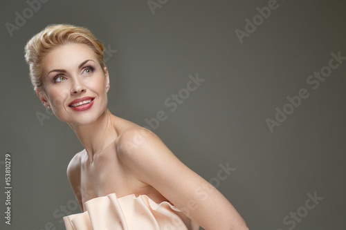Beautiful mature female models
