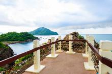 Beautiful Sea-view From Noen-nangphaya View Point At Chanthaburi