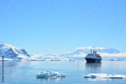 Spoed Foto op Canvas Antarctica 南極