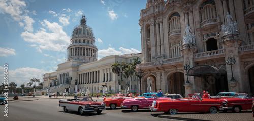 Poster Havana Wunderschönes Kuba, Havanna