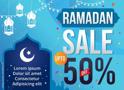 Vector illustration ramadan sale banner discount label sale vector illustration ramadan sale banner discount label sale greeting card m4hsunfo