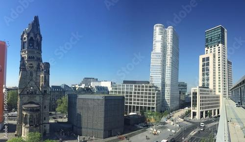 Tuinposter Berlijn berlin panorama
