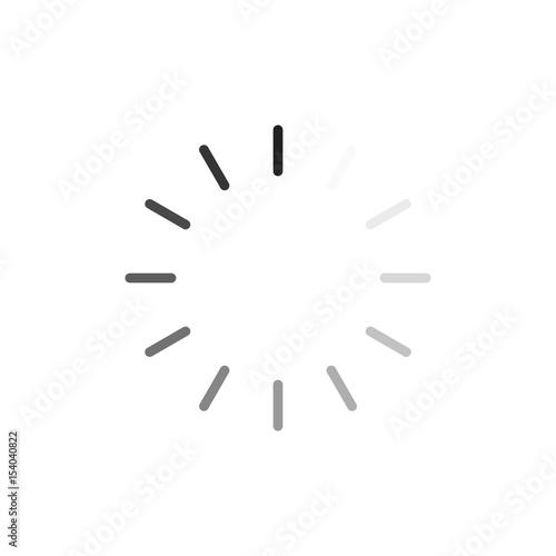 Fototapeta Different download icons obraz na płótnie