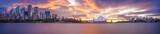 Panorama portu w Sydney