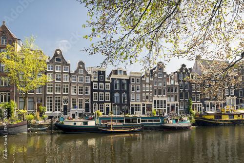Keuken foto achterwand Amsterdam Amsterdam