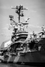 Aircraft Carrier Control Tower...
