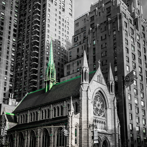 church-in-new-york-manhattan-caught