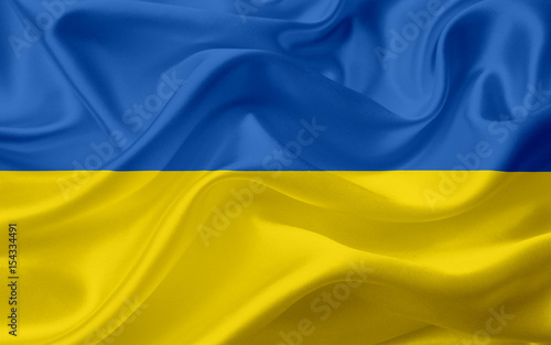flag-of-ukraine-with-waving-fabric-texture