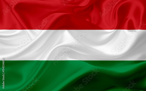flag-of-hungary-with-waving-fabric-texture