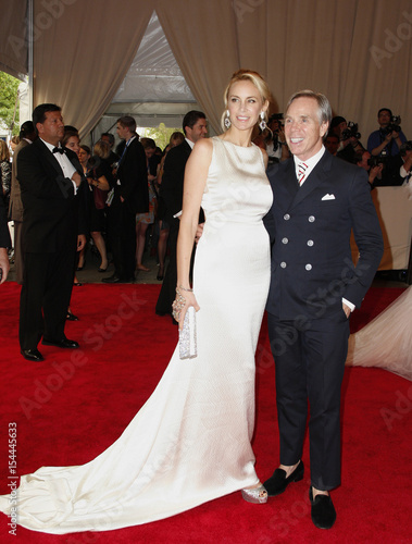 e19f771a Fashion designer Tommy Hilfiger and his wife Dee Ocleppo at the  Metropolitan Museum of Art Costume Institute Benefit in New York