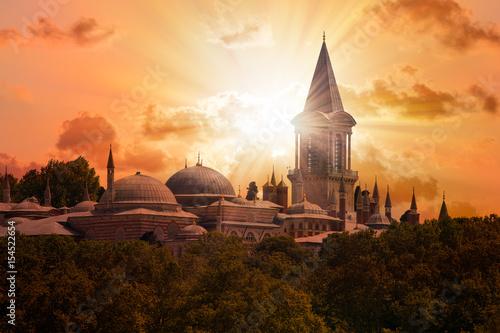 Stampa su Tela  Topkapi Palace, istanbul